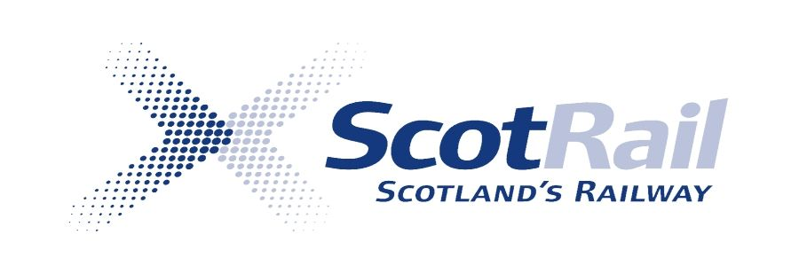 Image showing the ScotRail logo.