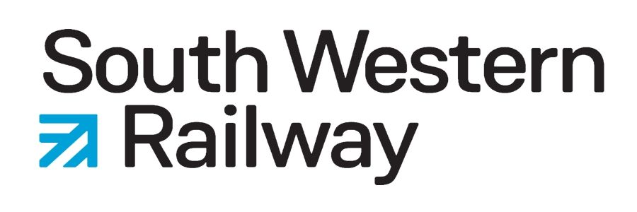 Image showing the South Western Railway (SWR) logo.