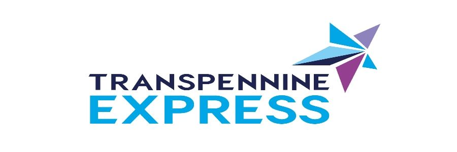Image showing the TransPennine Express logo.
