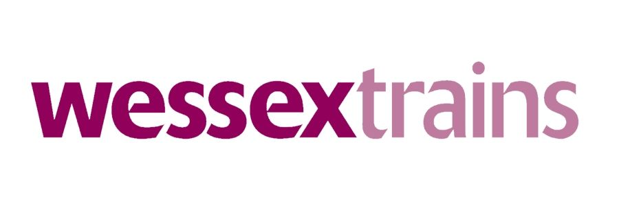 Image showing the Wessex Trains logo.