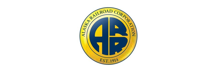 Image showing the Alaska Railroad logo.