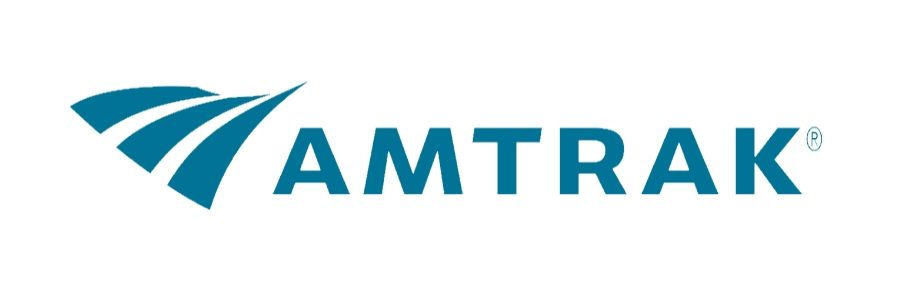 Image showing the Amtrak logo.