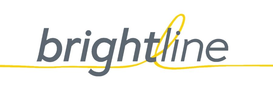 Image showing the Brightline logo.