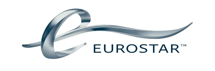 Image showing the Eurostar logo.