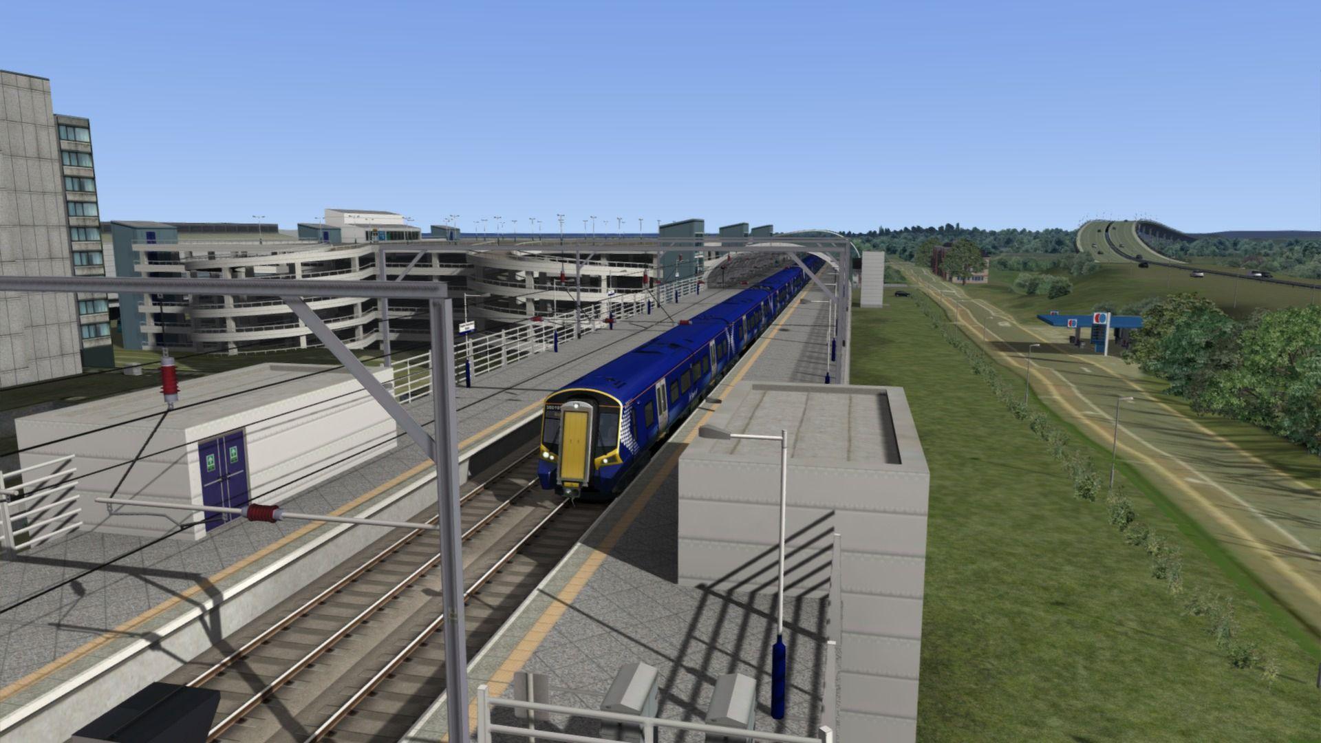 Train Simulator Glasgow Airport Rail Link