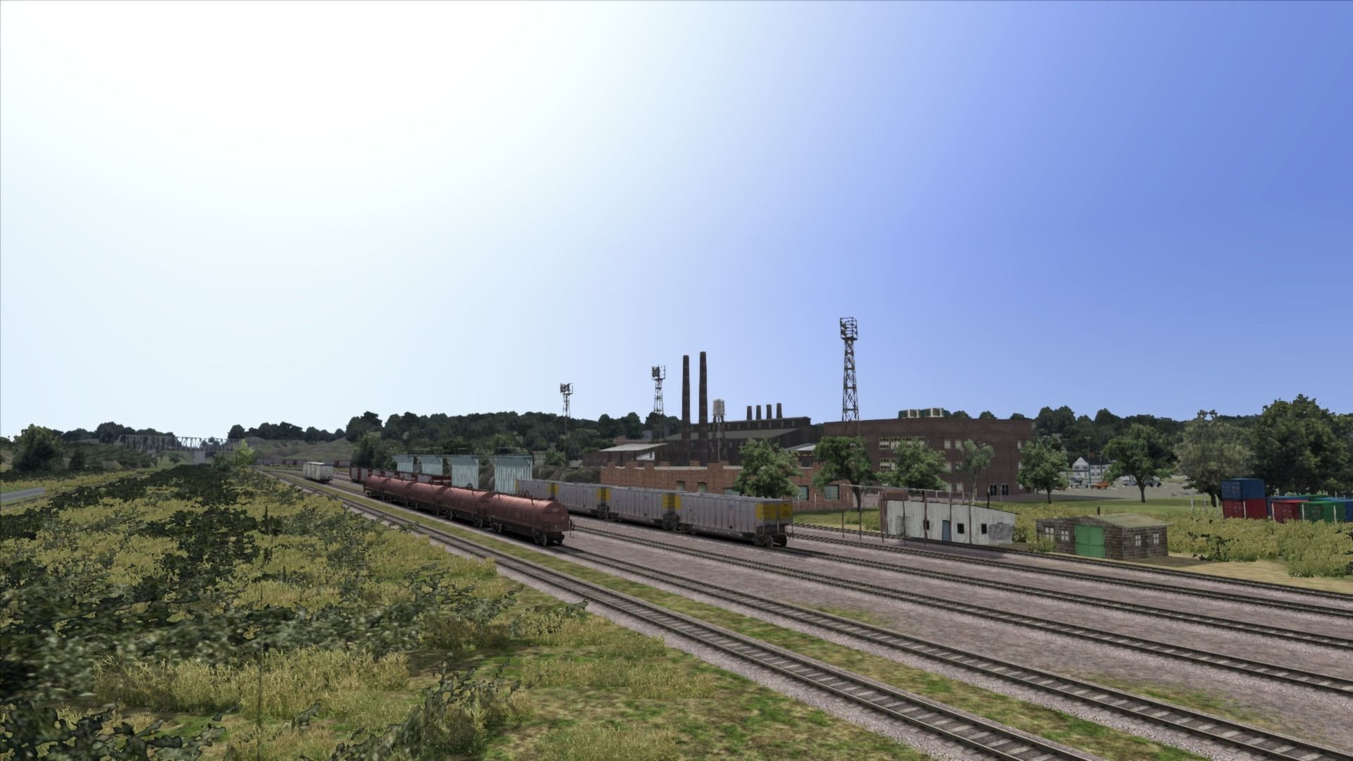 Train Simulator Rascal & Cottonwood