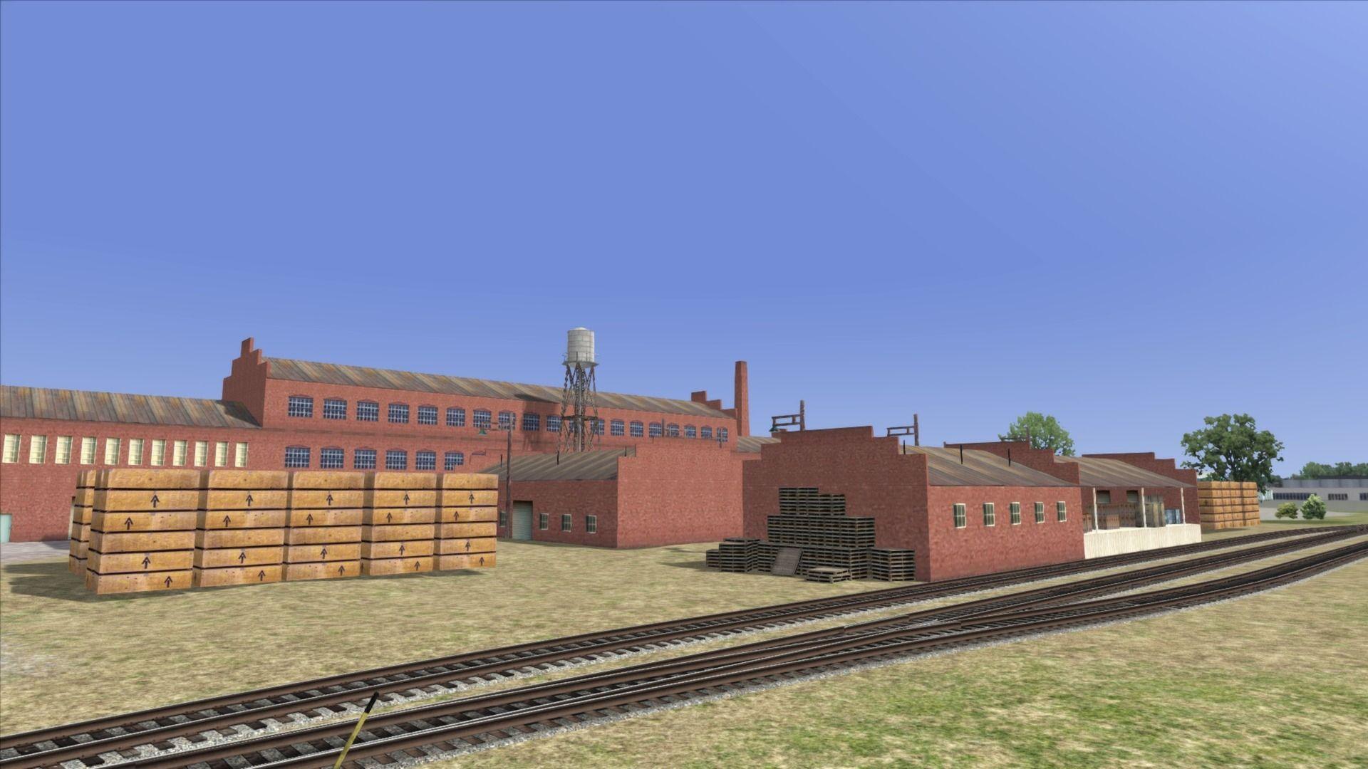 Train Simulator Colton & Northern