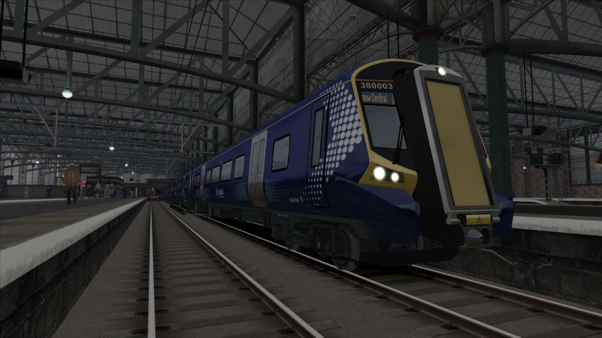 Train Simulator Class 380
