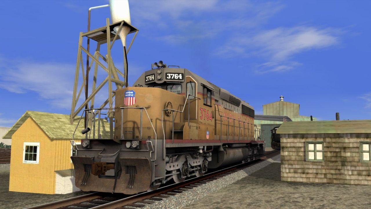 Train Simulator Ohio Steel 2