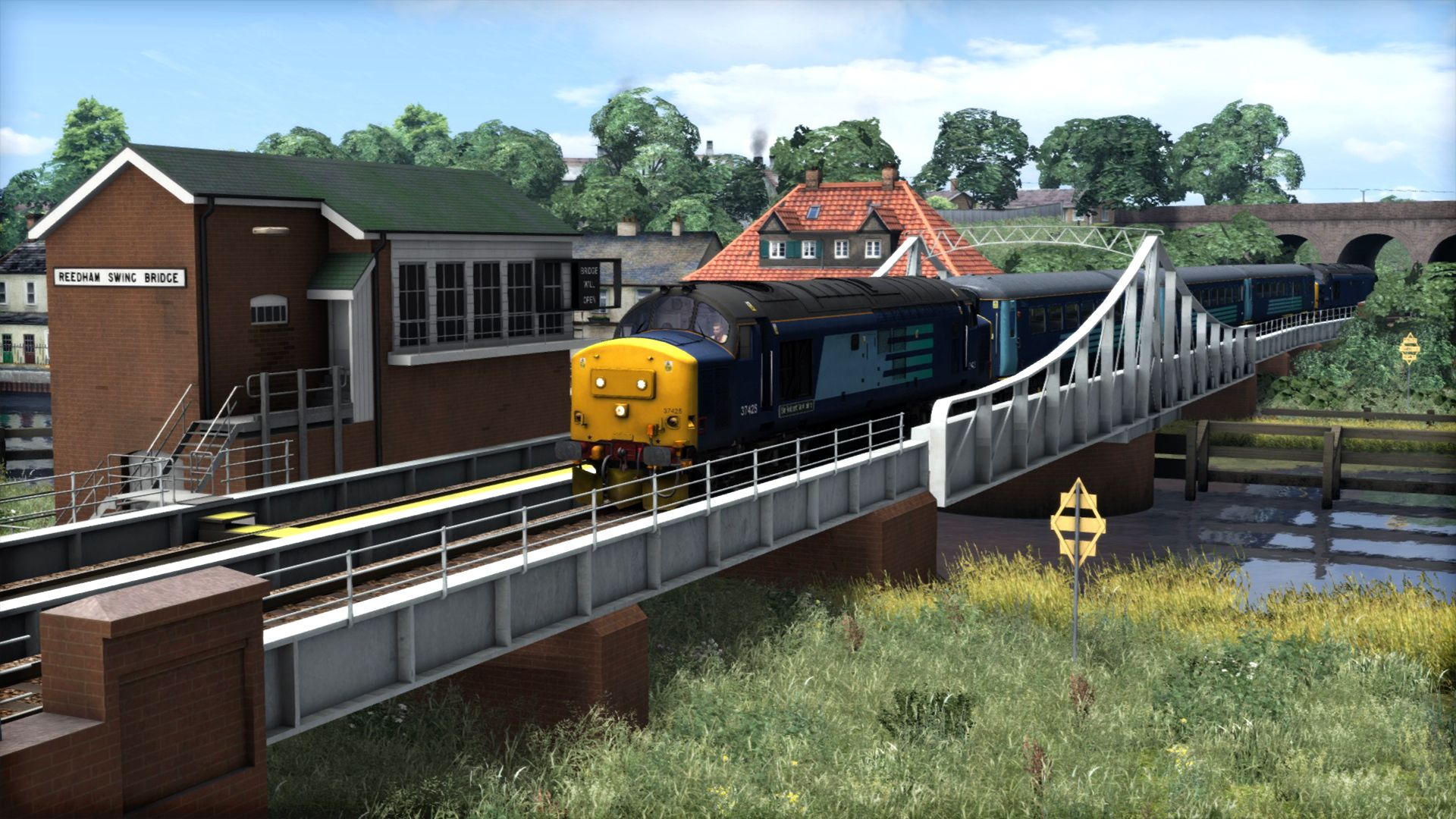 Train Simulator Wherry Lines