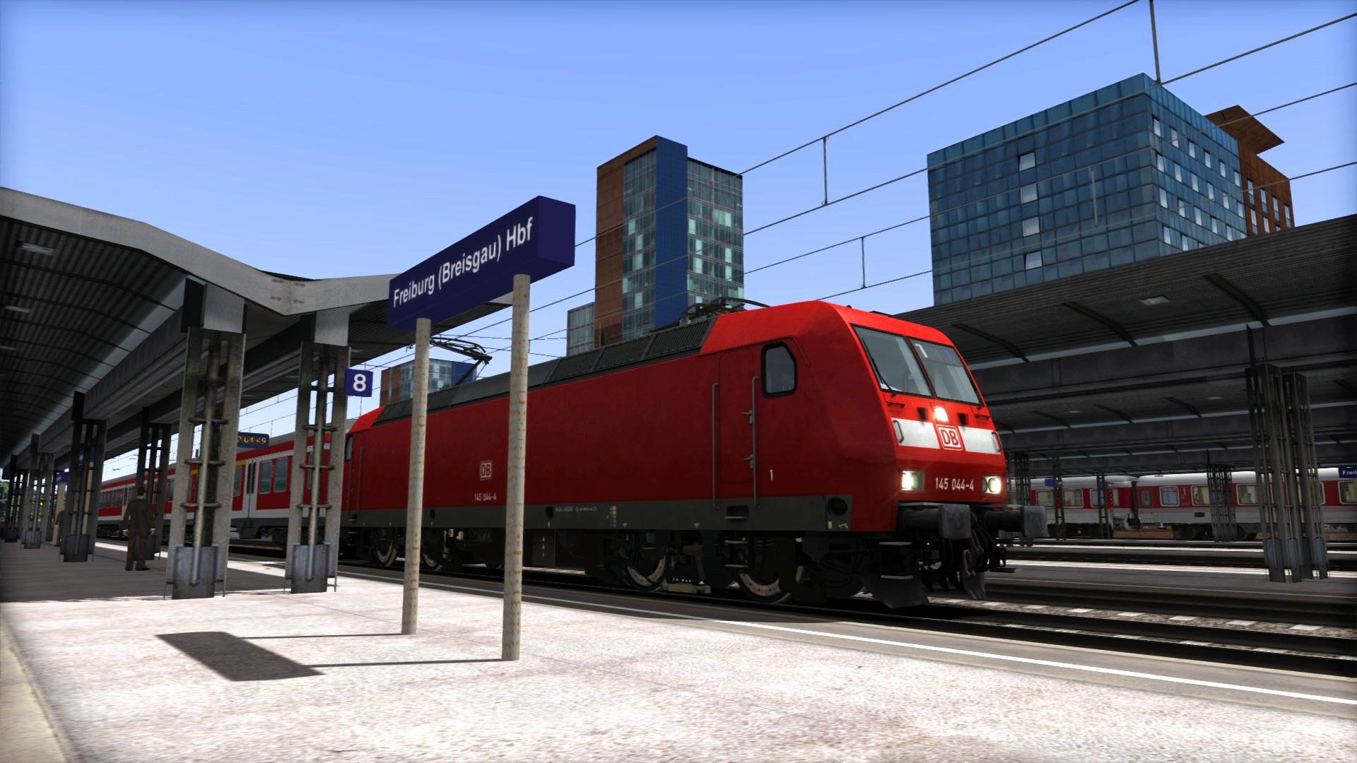 Train Simulator - Black Forest Journeys: Freiburg-Hausach Route Add