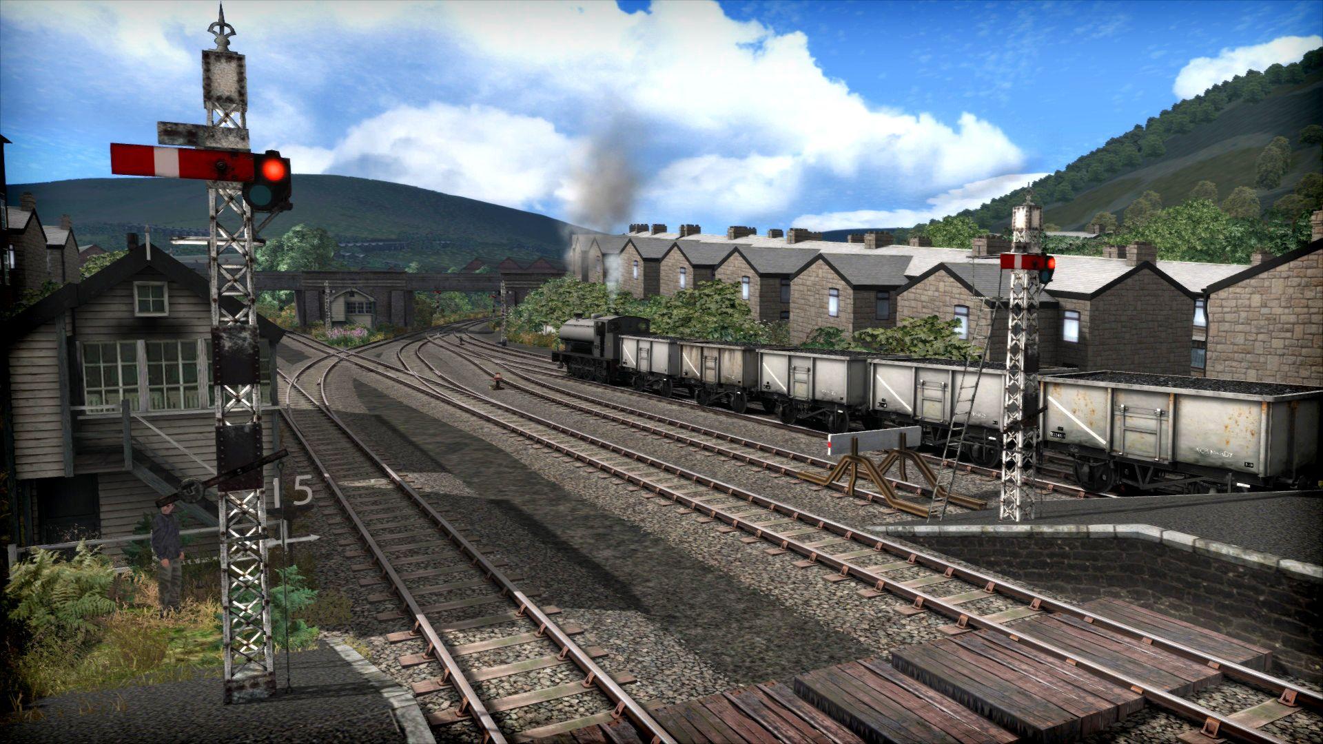 Train Simulator Return to Maerdy