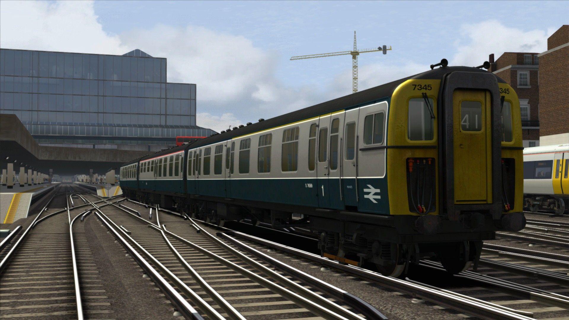 Train Simulator Class 422 4BIG