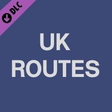Clickable image taking you to the UK routes section of the Train Simulator DLC directory