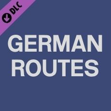 Clickable image taking you to the German routes section of the Train Simulator DLC directory