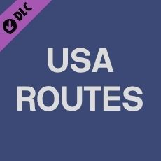Clickable image taking you to the USA routes section of the Train Simulator DLC directory