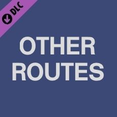 Clickable image taking you to the Train Simulator DLC directory featuring routes from other parts of the world