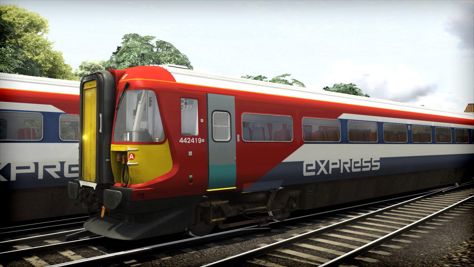 Train Simulator Class 442