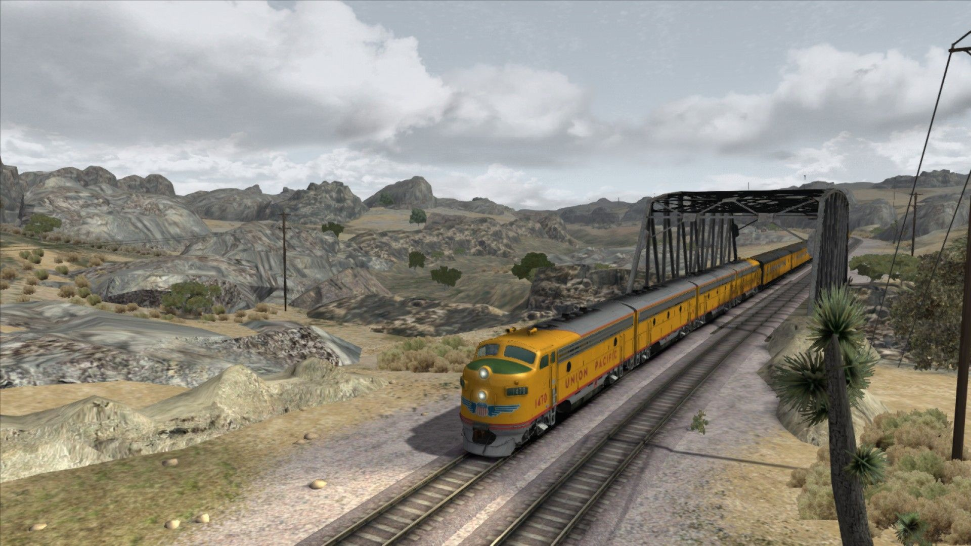 Train Simulator Cajon Pass