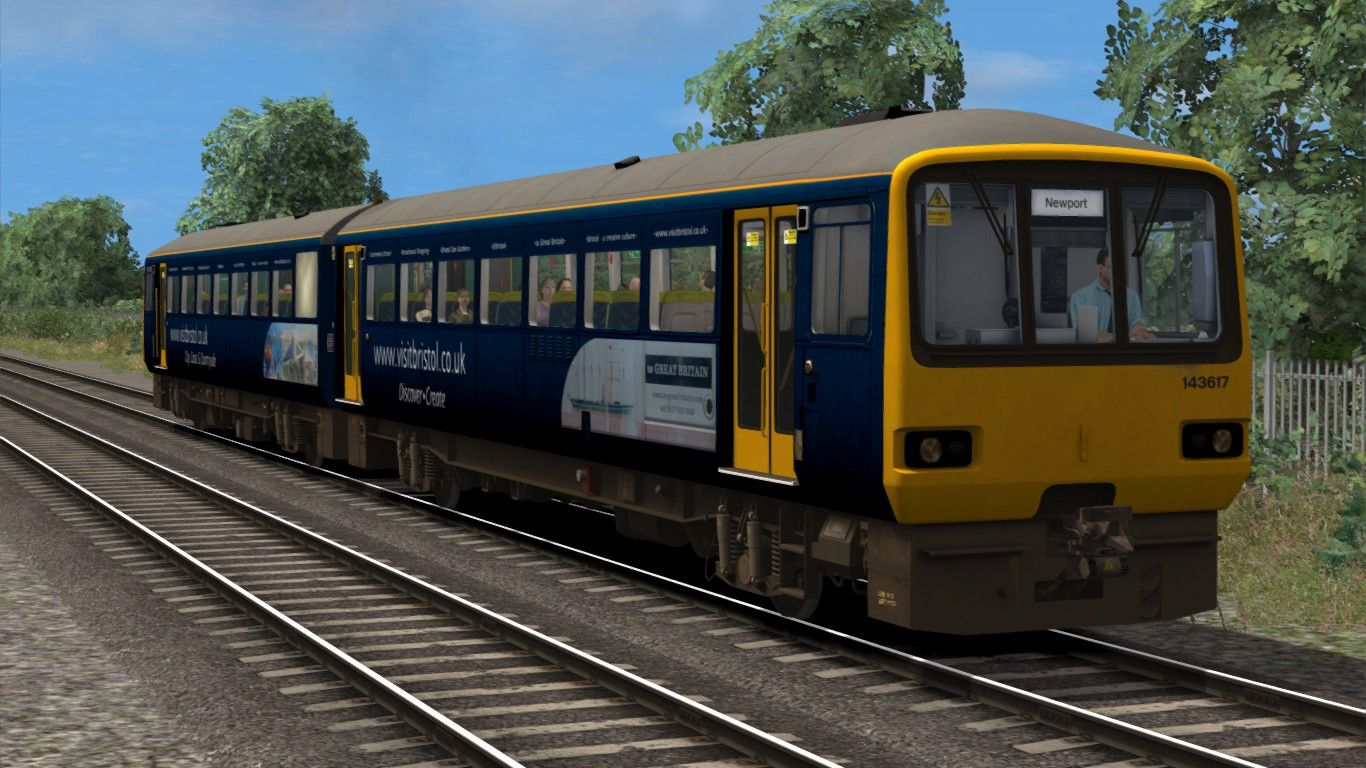 Train Simulator | Free Reskins | DPSimulation