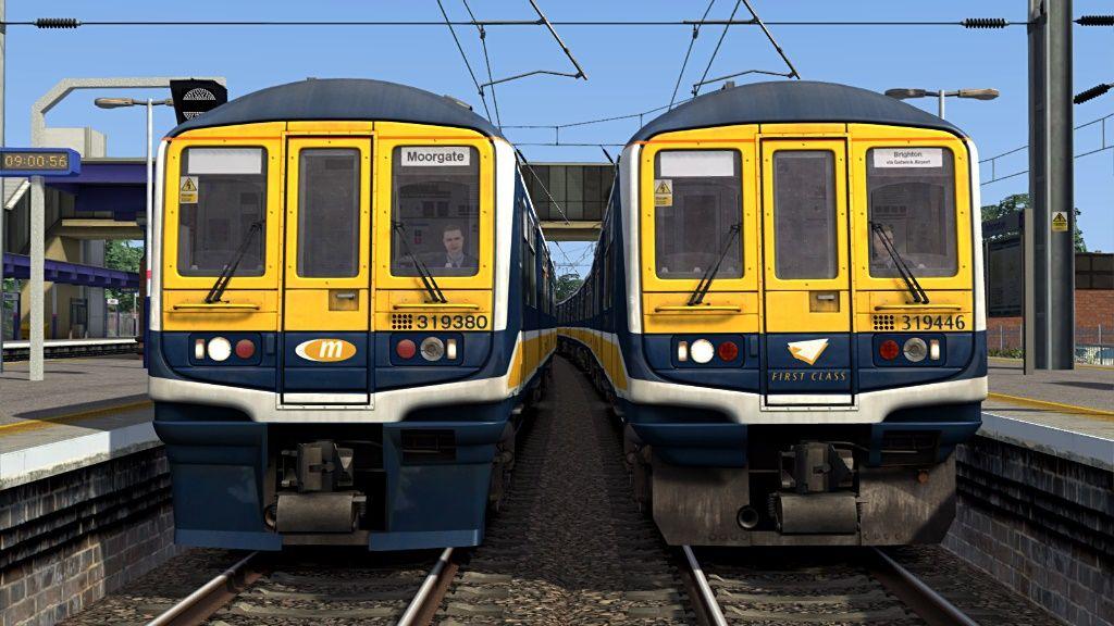Train Simulator Class 319 Pack Volume 2