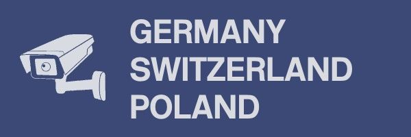 Clickable image taking you to the DPSimulation railway webcam directory for Germany, Switzerland and Poland