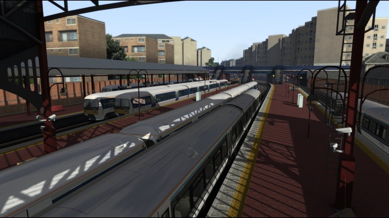 Train Simulator Chiltern Main Line London to Birmingham