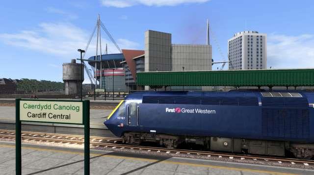 Train Simulator Western Mainlines