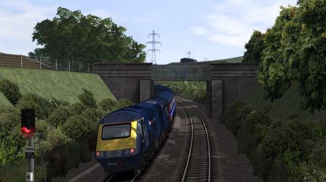 Train Simulator South Devon Main Line