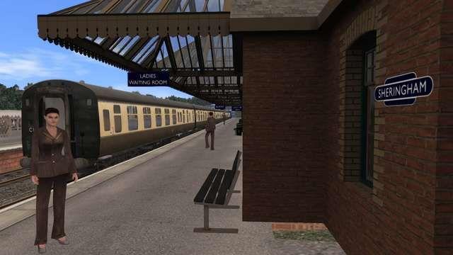 Train Simulator North Norfolk Railway