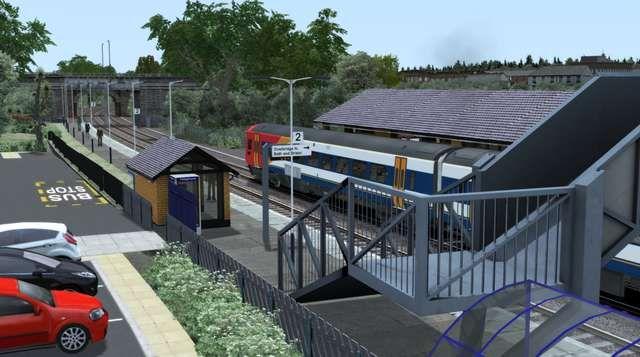 Train Simulator South Western Expressways