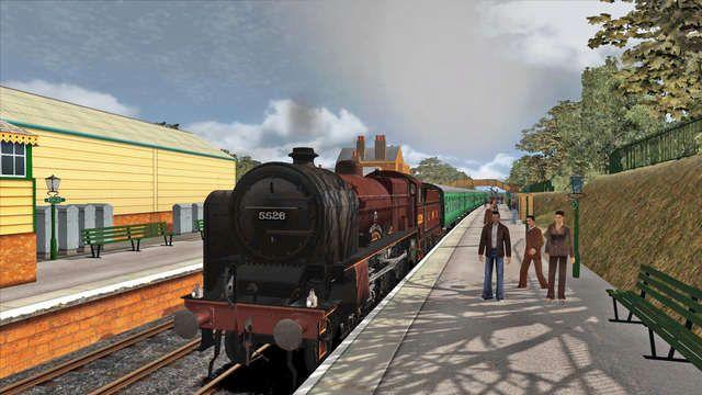 Train Simulator Mid Hants Railway