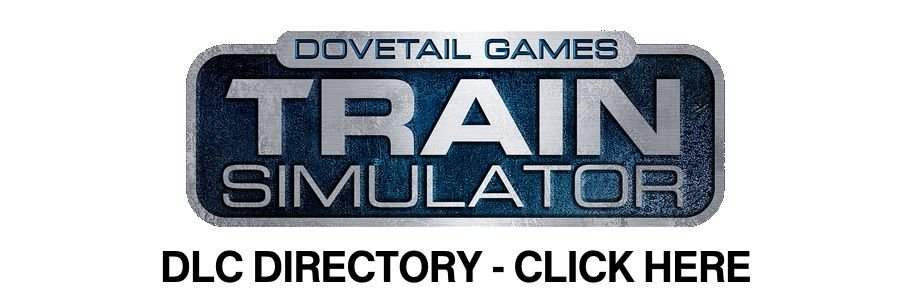 Clickable image taking you to the Train Simulator DLC directory at DPSimulation.