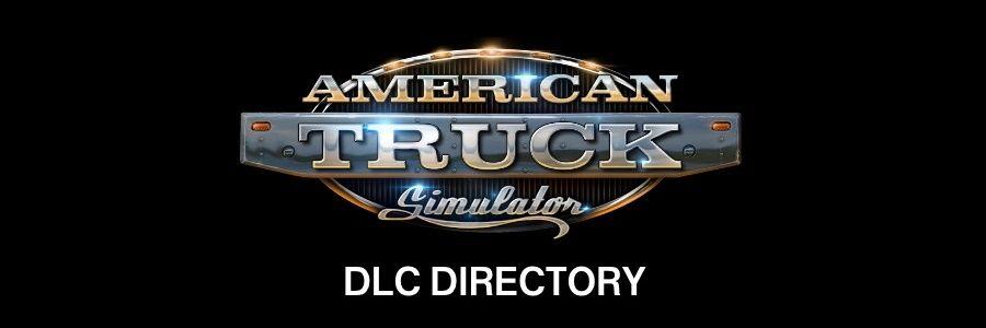 American Truck Simulator DLC - DPSimulation