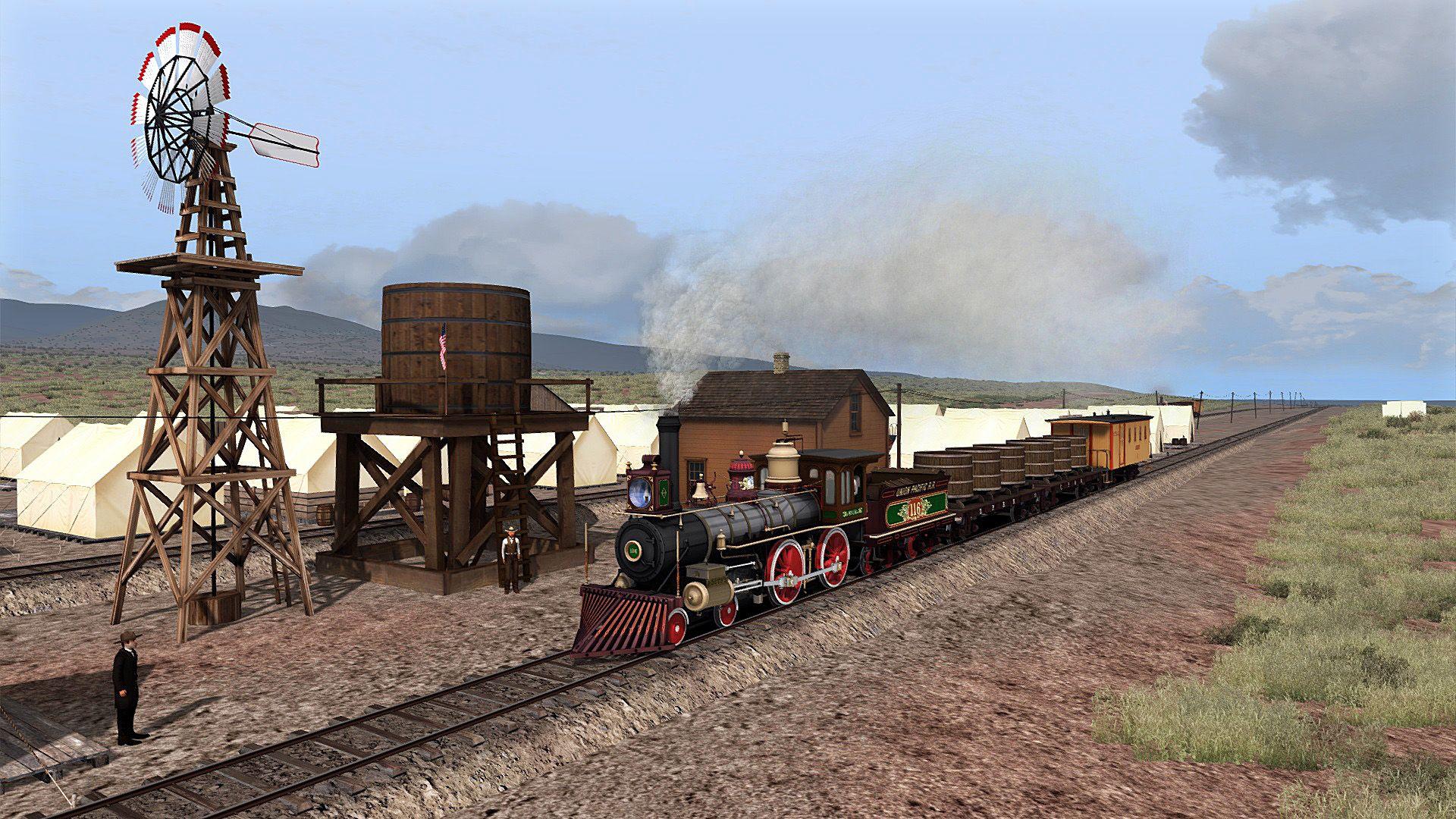 Train Simulator Promontory Summit