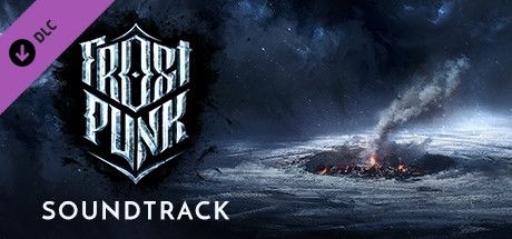 Clickable image taking you to the Steam store page for the Original Soundtrack DLC for Frostpunk