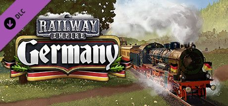 Clickable image taking you to the Green Man Gaming store page for the Germany DLC for Railway Empire