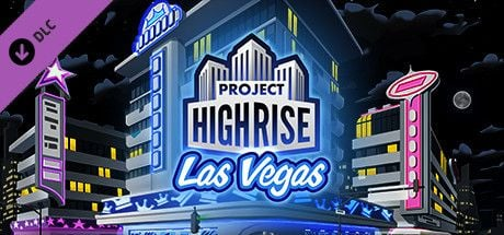 Clickable image taking you to the Green Man Gaming store page for the Las Vegas DLC for Project Highrise