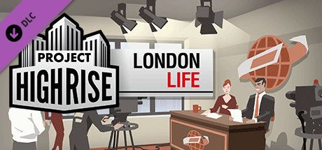Clickable image taking you to the Green Man Gaming store page for the London Life DLC for Project Highrise