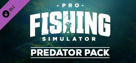 Clickable image taking you to the Steam store page for the Predator Pack DLC for Pro Fishing Simulator