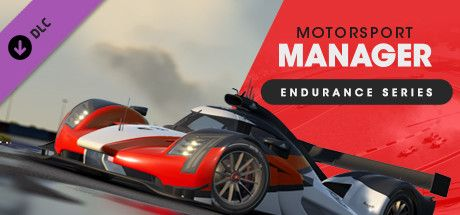 Clickable image taking you to the Steam store page for the Endurance Series DLC for Motorsport Manager