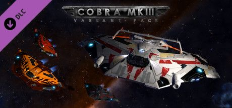 Clickable image taking you to the Steam store page for the Cobra MK III Variant Pack DLC for Elite Dangerous