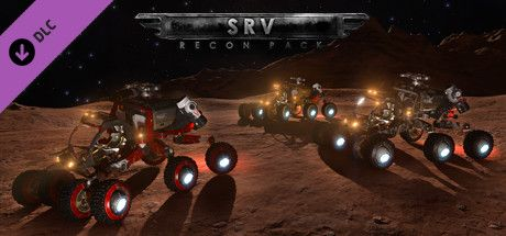 Clickable image taking you to the Steam store page for the SRV Recon Pack DLC for Elite Dangerous