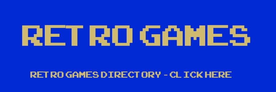 Clickable image taking you to the retro games directory at DPSimulation
