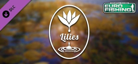 Clickable image taking you to the Steam store page for the Lilies DLC for Euro Fishing
