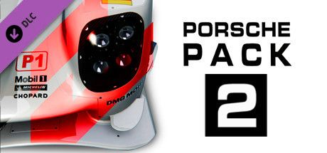 Clickable image taking you to the Indiegala store page for the Porsche Pack II DLC for Assetto Corsa
