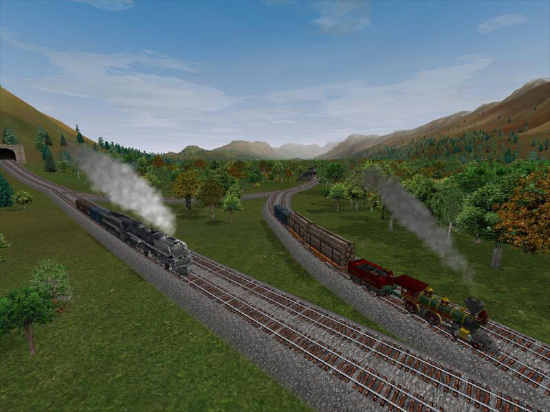 Railroad Tycoon 3 | Buy Now | DPSimulation
