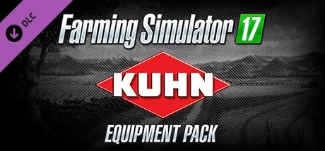 Clickable image taking you to the Steam store page for the KUHN Equipment Pack DLC for Farming Simulator 17