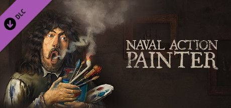 Clickable image taking you to the Steam store page for the Painter DLC for Naval Action
