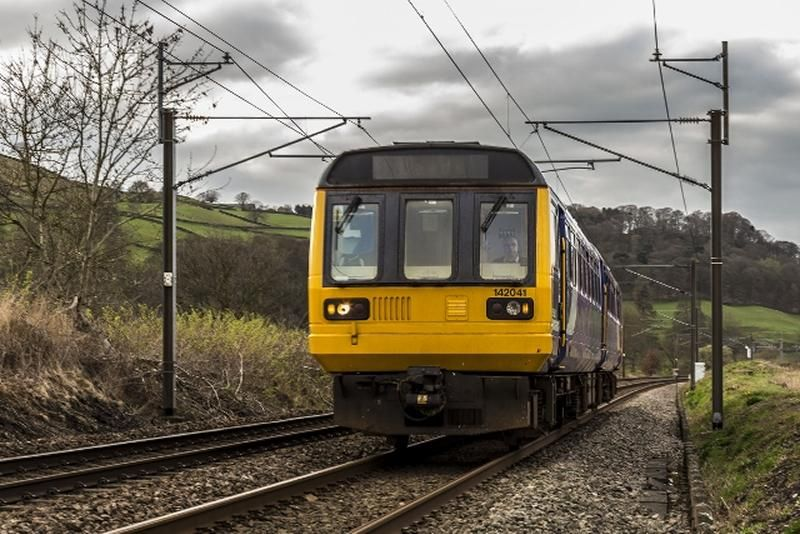 Image showing Class 142 Pacer train